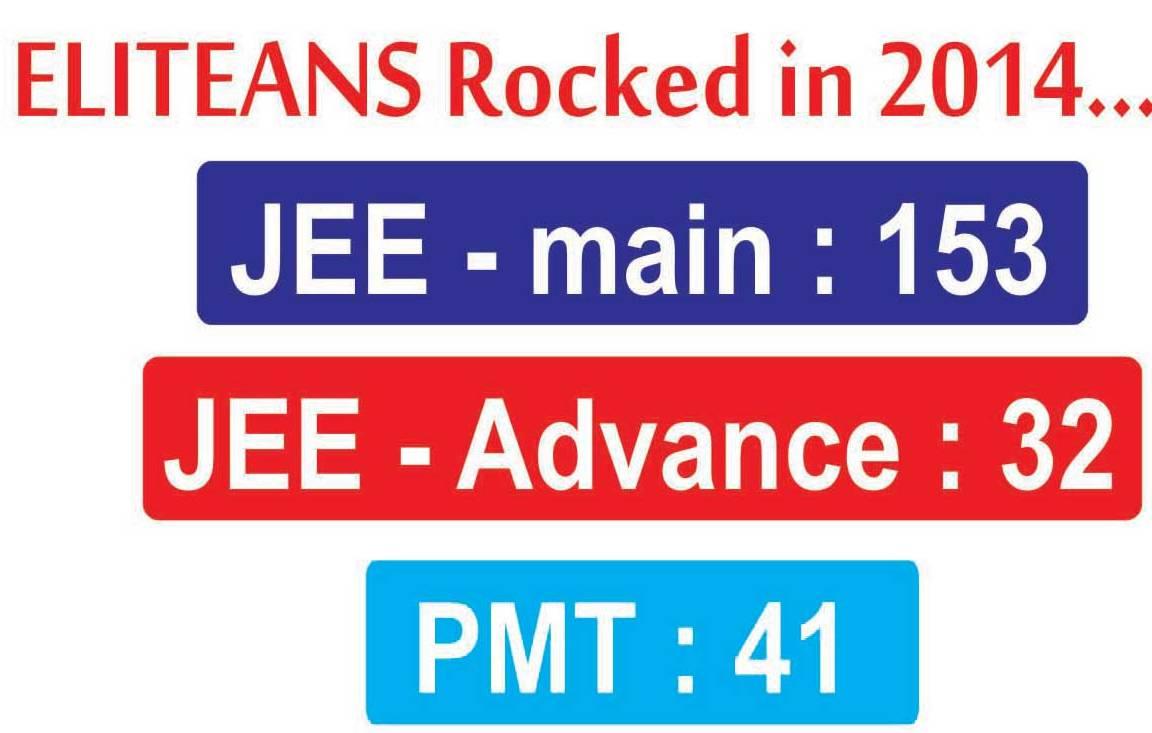 IIT JEE Result 2014